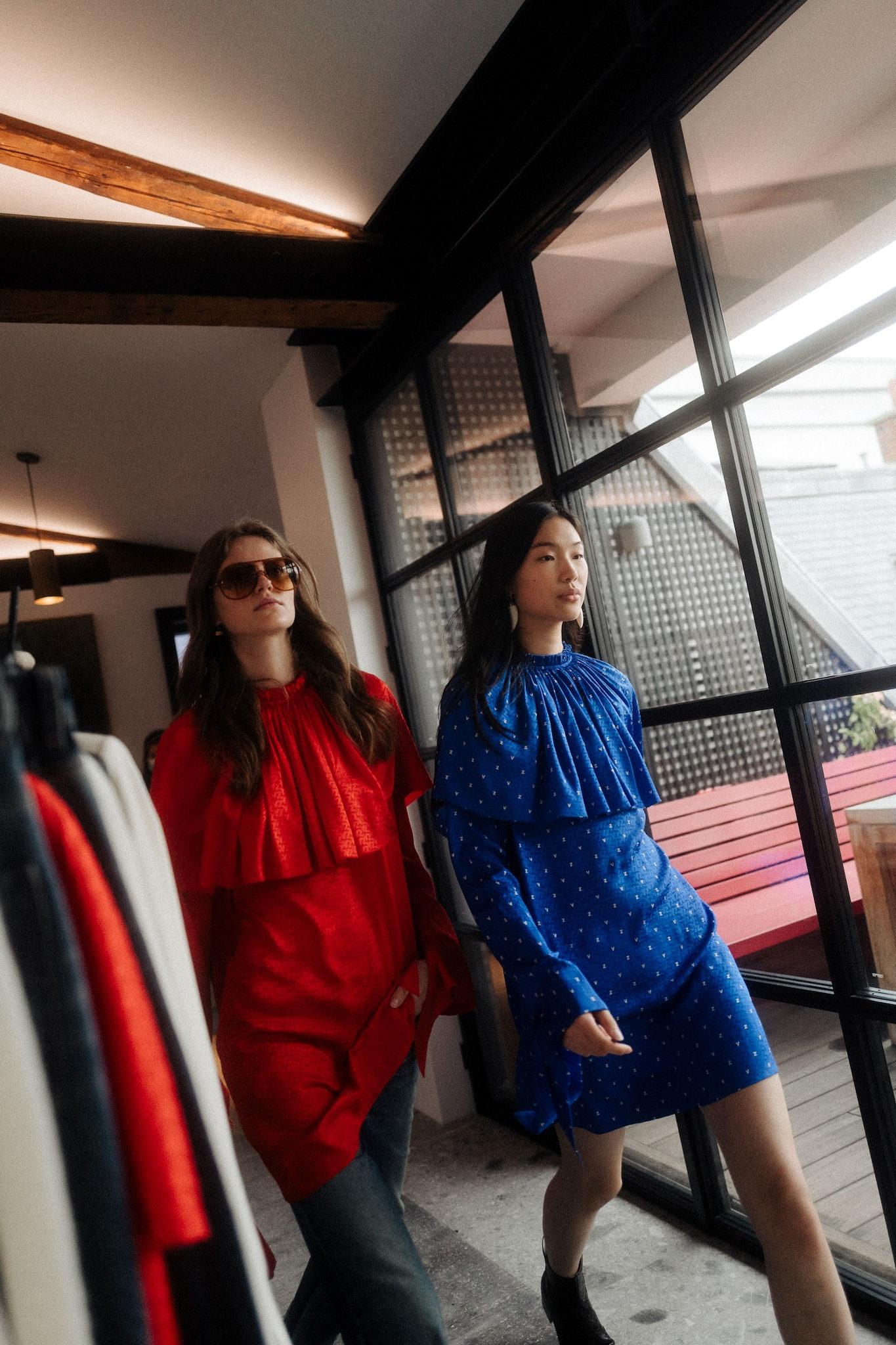 Kleid Nico Jac ZV Dots
