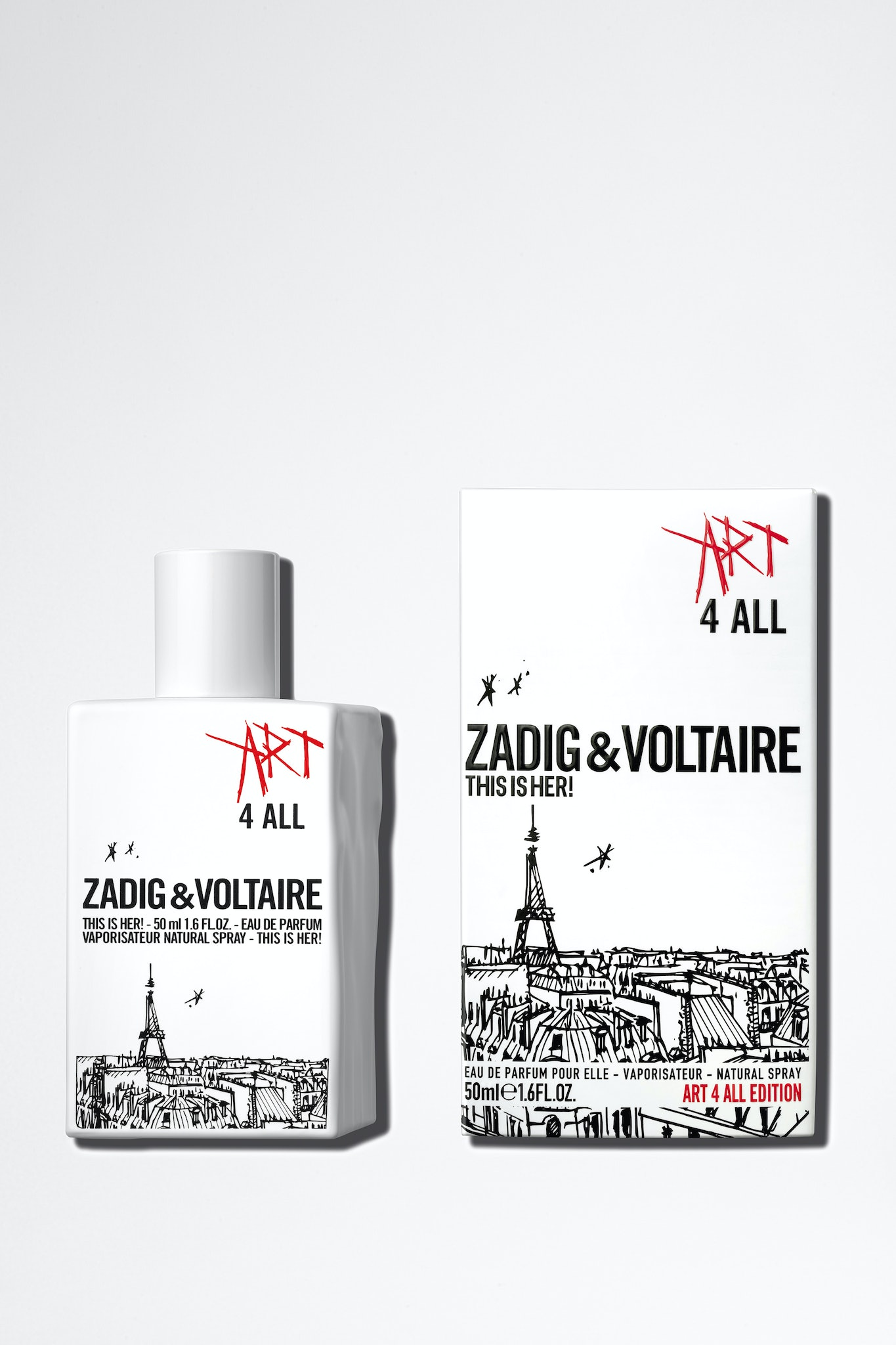 This Is Her! Art 4 All 50ML
