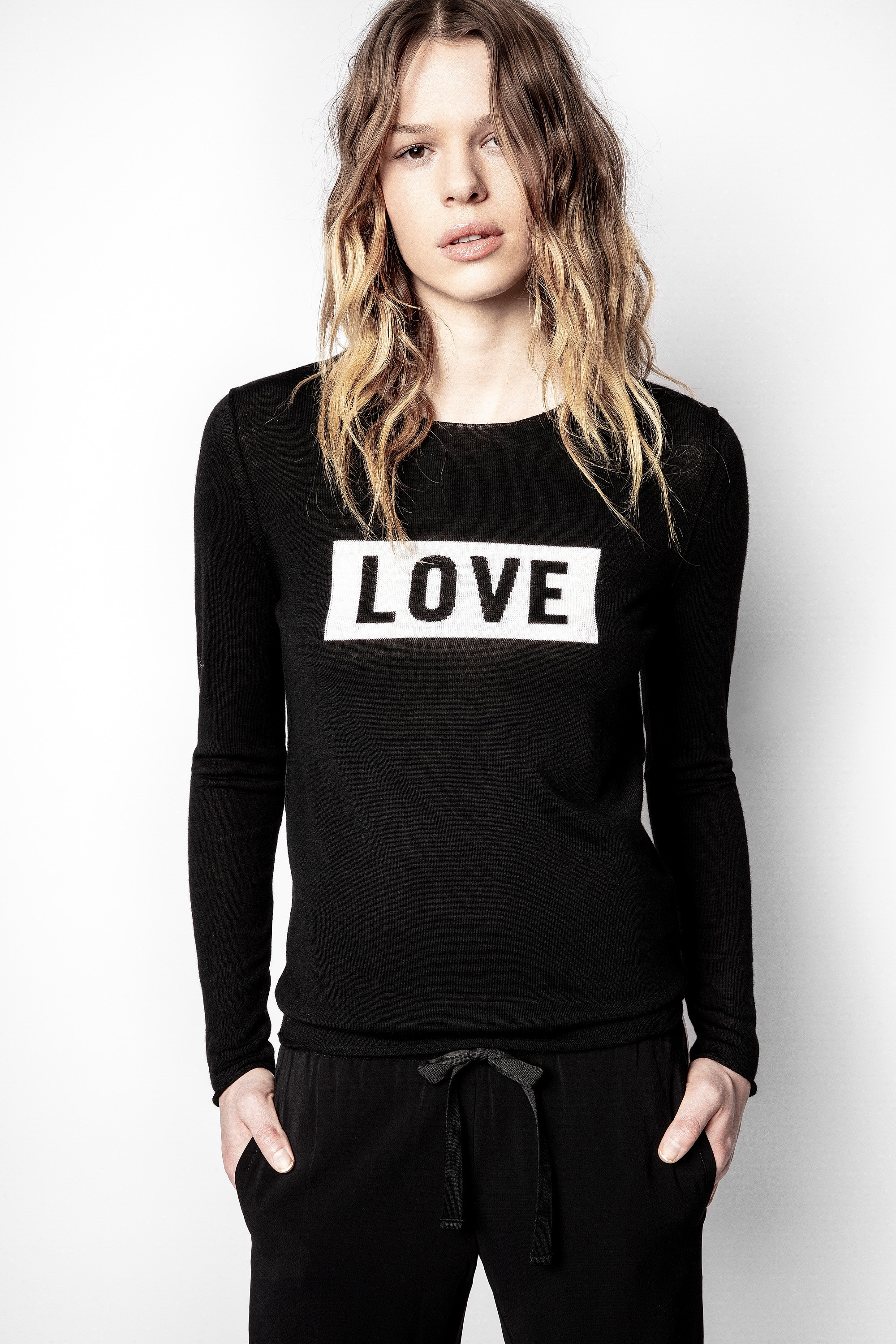 Gwendal Bis Love sweater