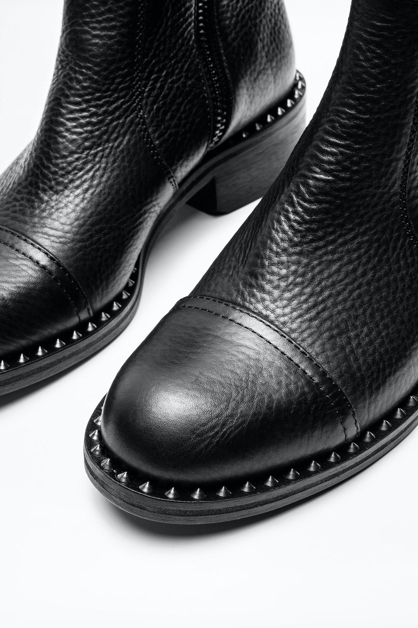 Empress Clous Boots