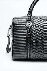 Sunny Medium Matelasse Bag