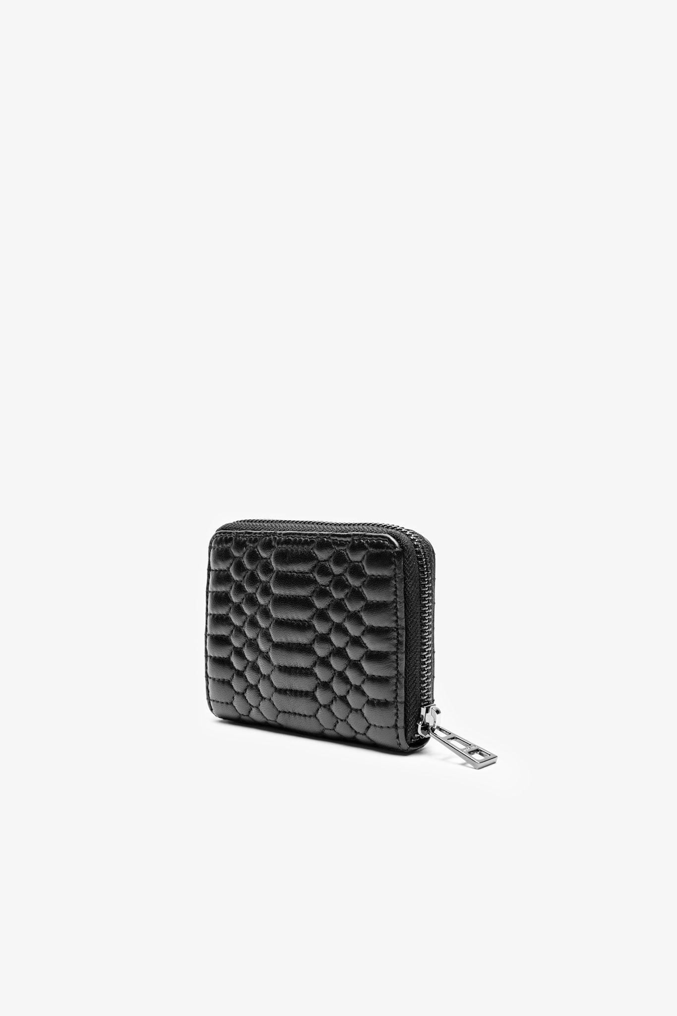 Mini ZV Matelasse Wallet