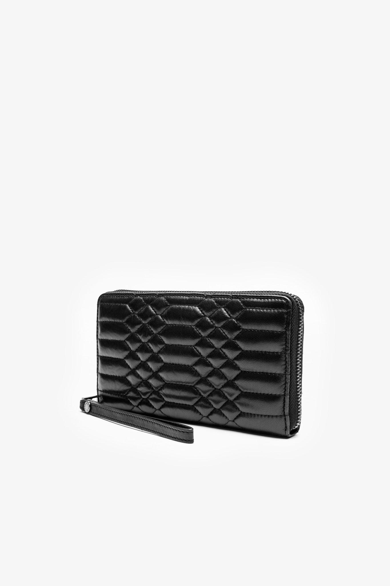 Compagnon Matelasse Wallet