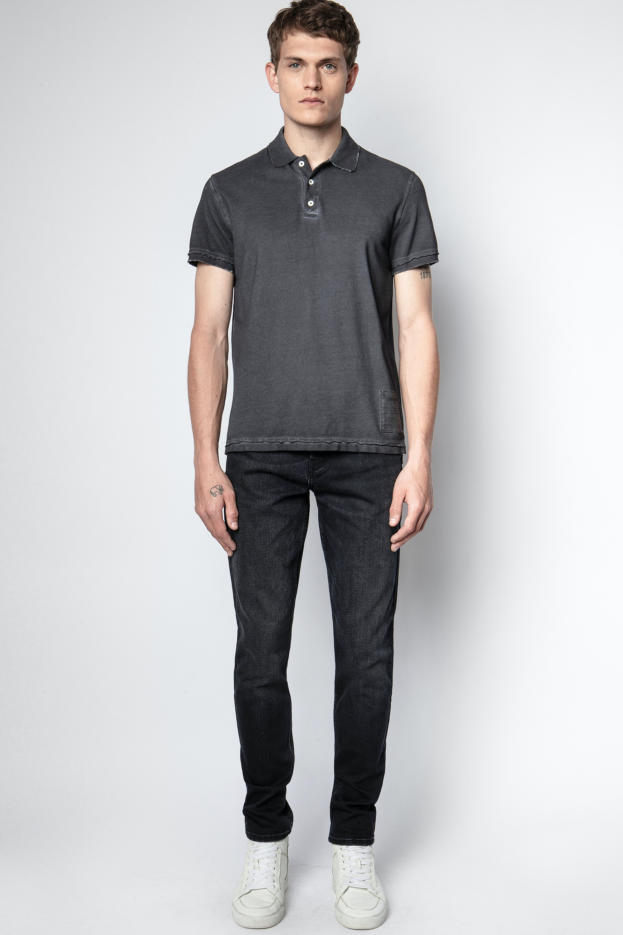 Trot Cold Dyed T-shirt