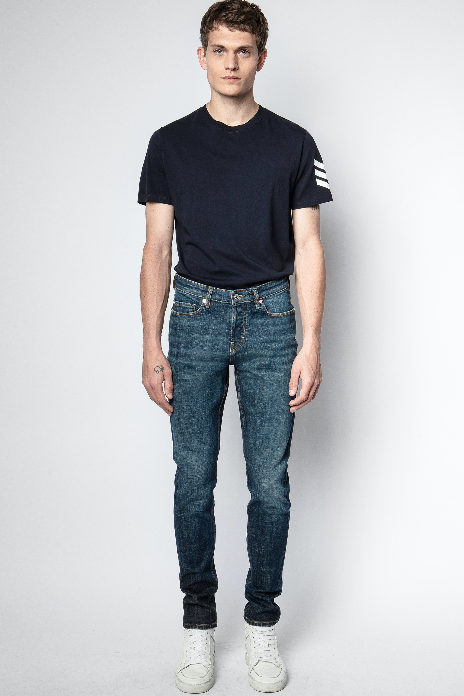 David Eco Brut Jeans