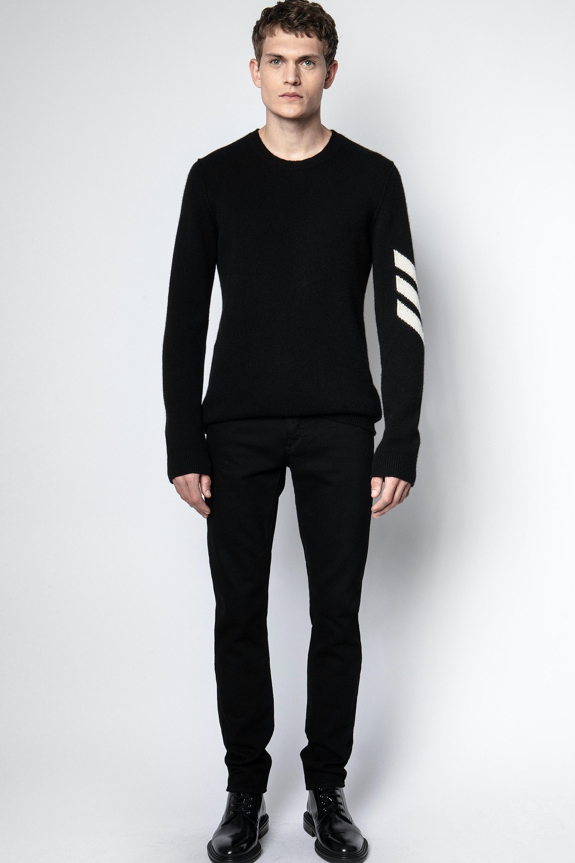 Kennedy Arrow Cachemire Sweater