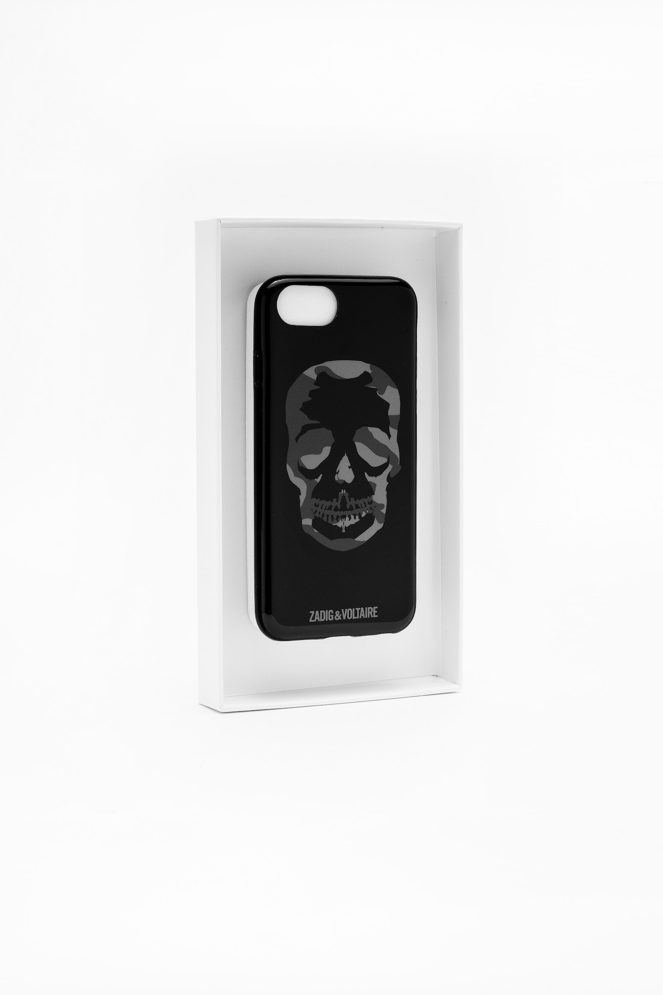Funda Iphone  Skull