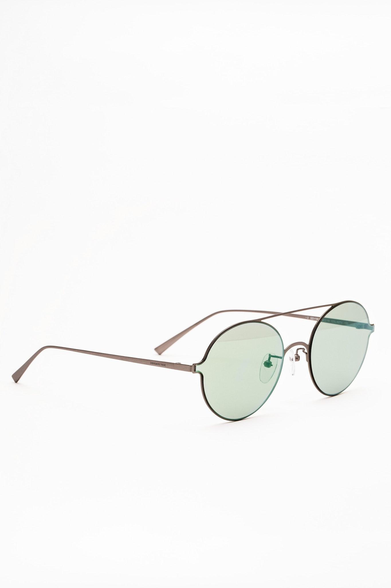 Metal Sonnenbrille