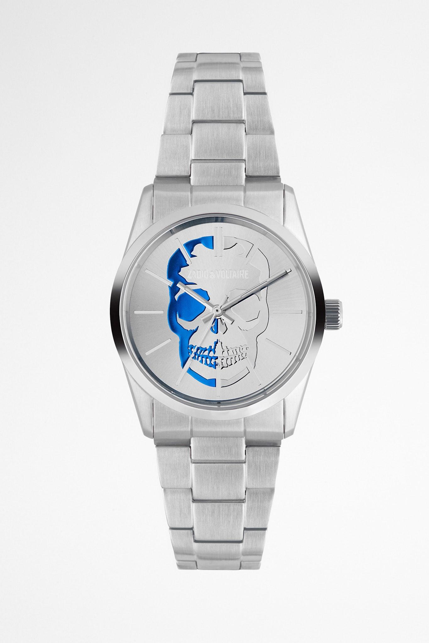 Timeless Tête De Mort ZVT001 Watch
