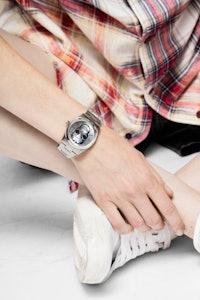 Relojes Montre Timeless Tête De Mort ZVT001