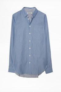 Camisa Sigmund Bloc