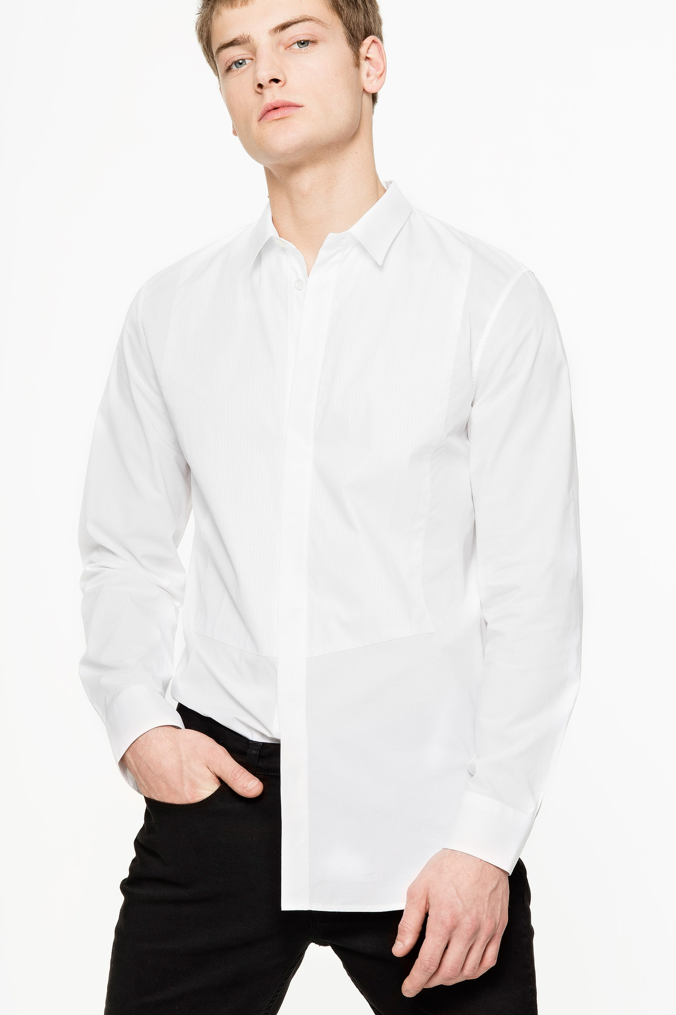 Simon Tux Shirt