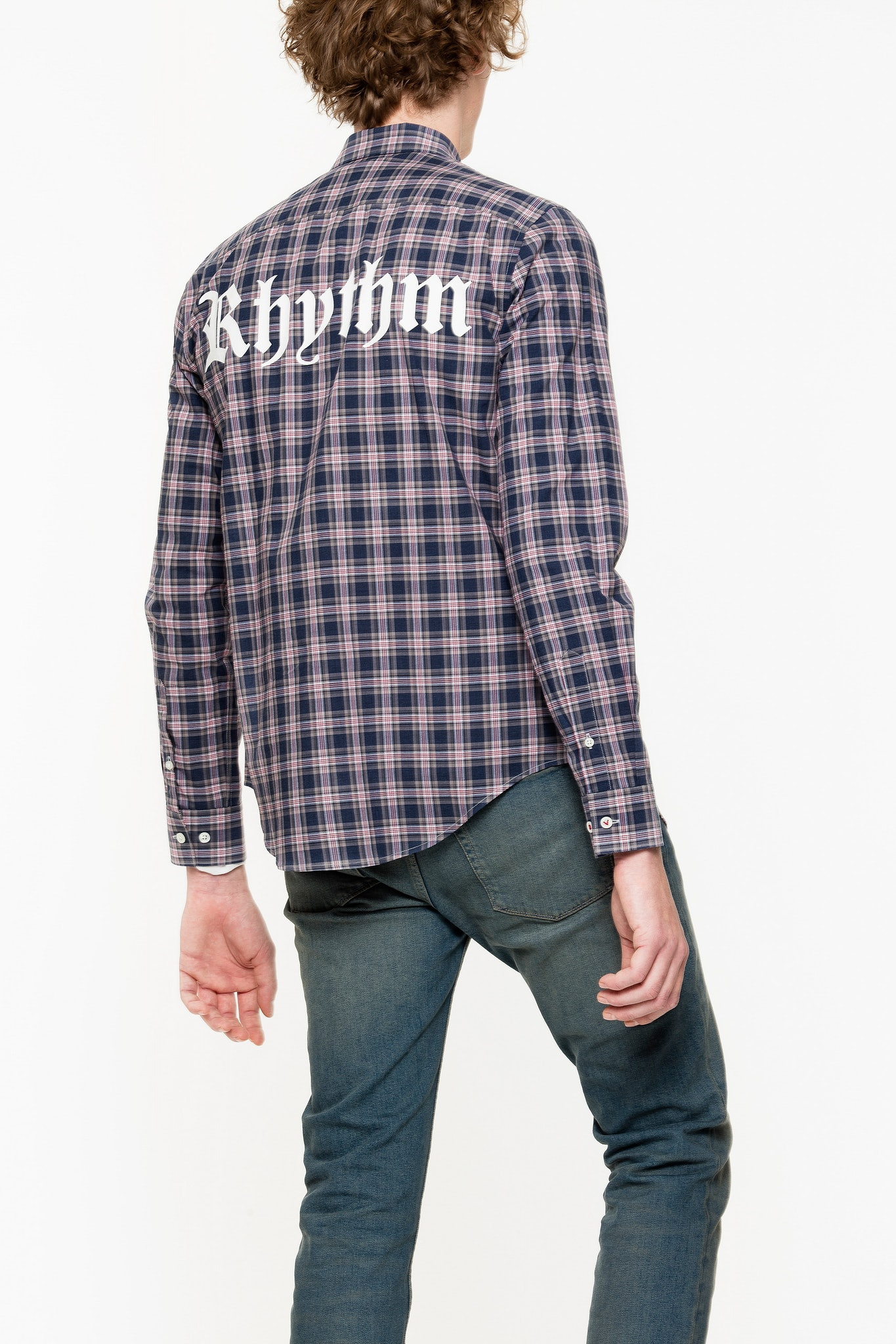 Camisa Sigmund Rhythm