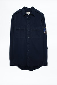 Camisa Sigmund Officier