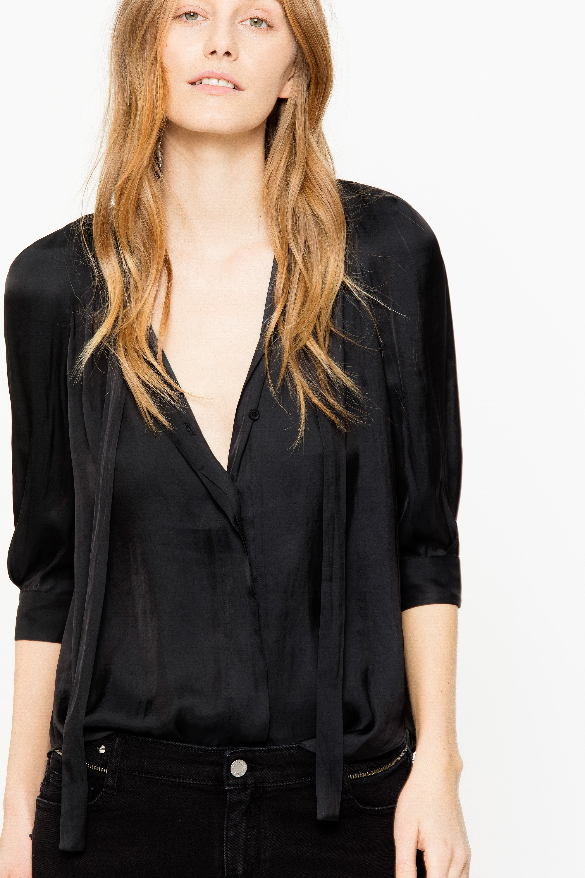 Chemise Touch Satin