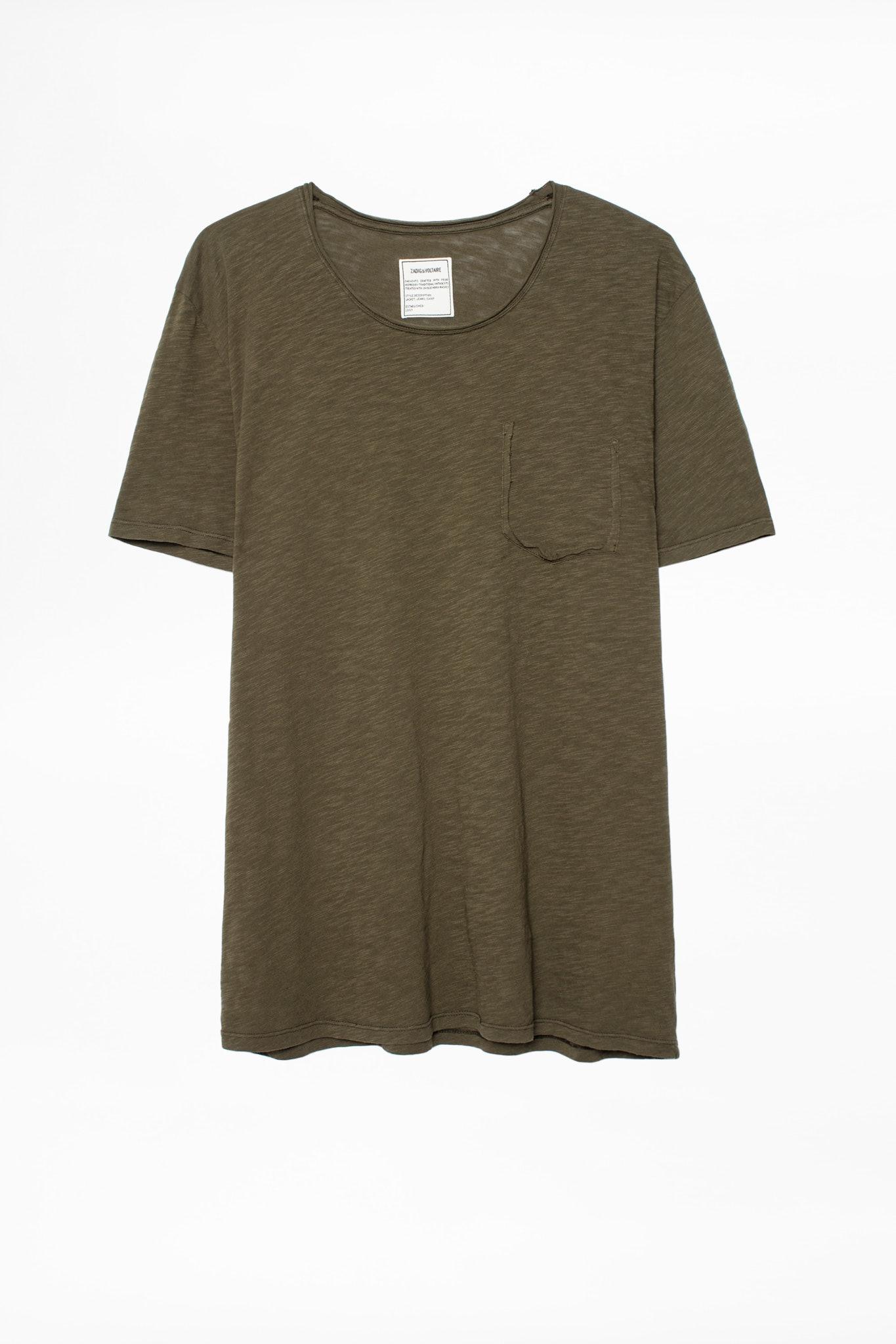 Camiseta Toby Flamme