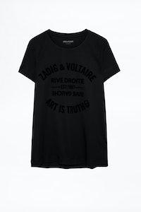 Walk Flock Blason T-Shirt