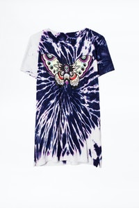 Camiseta Walk Tie & Dye