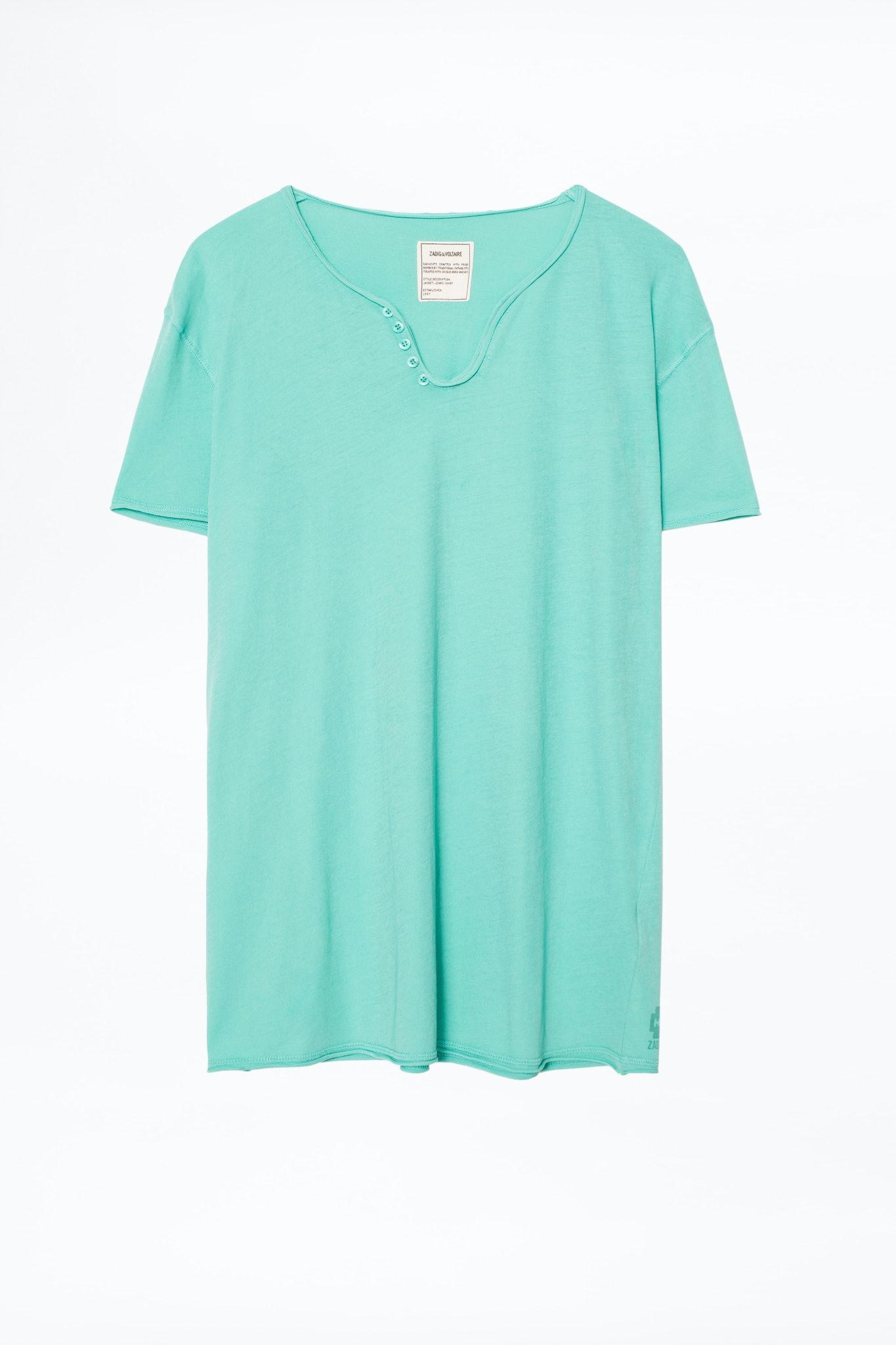 Camiseta Cuello Panadero Monastir Vintage