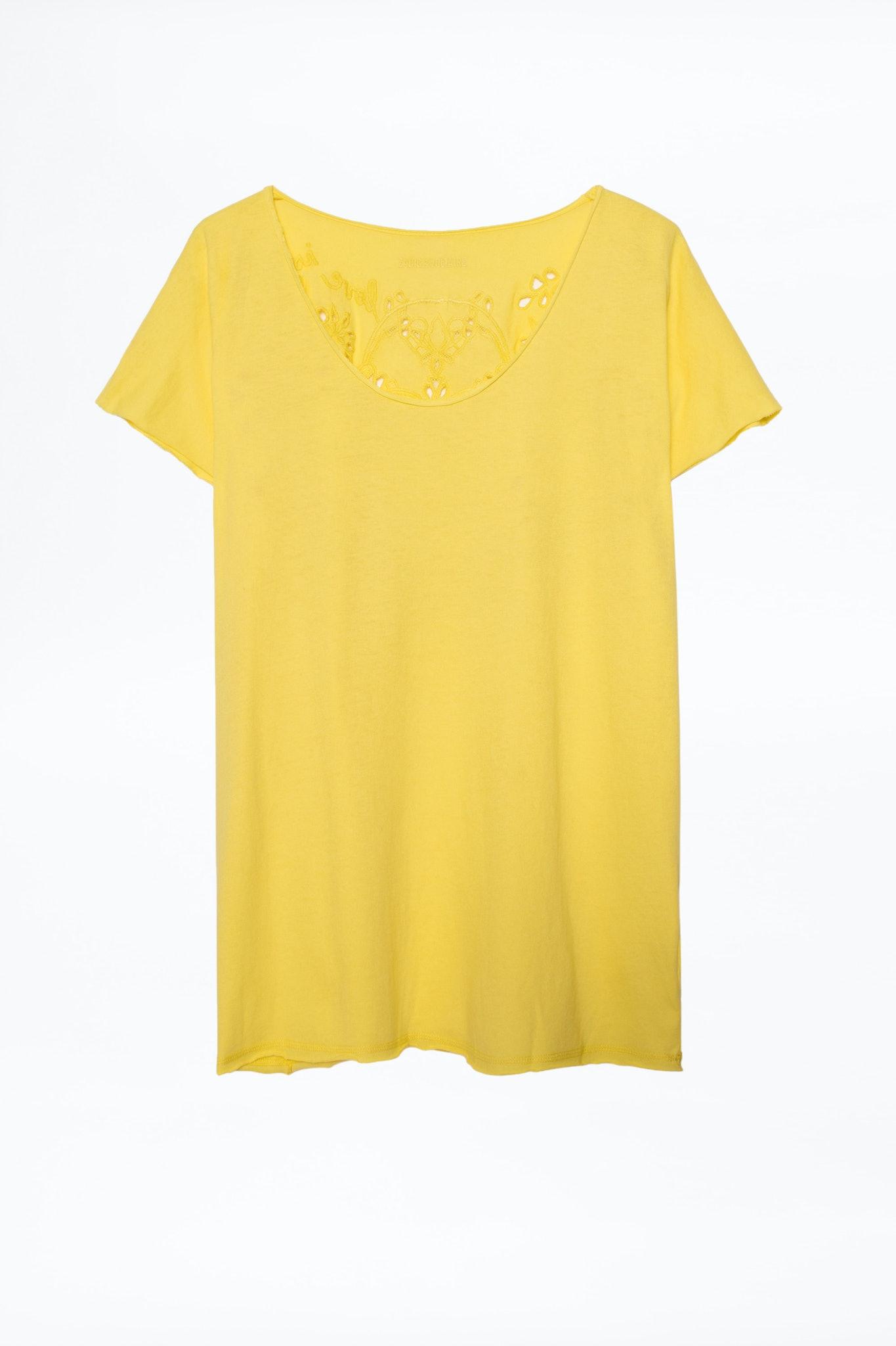 T-Shirt Vi Fishnet