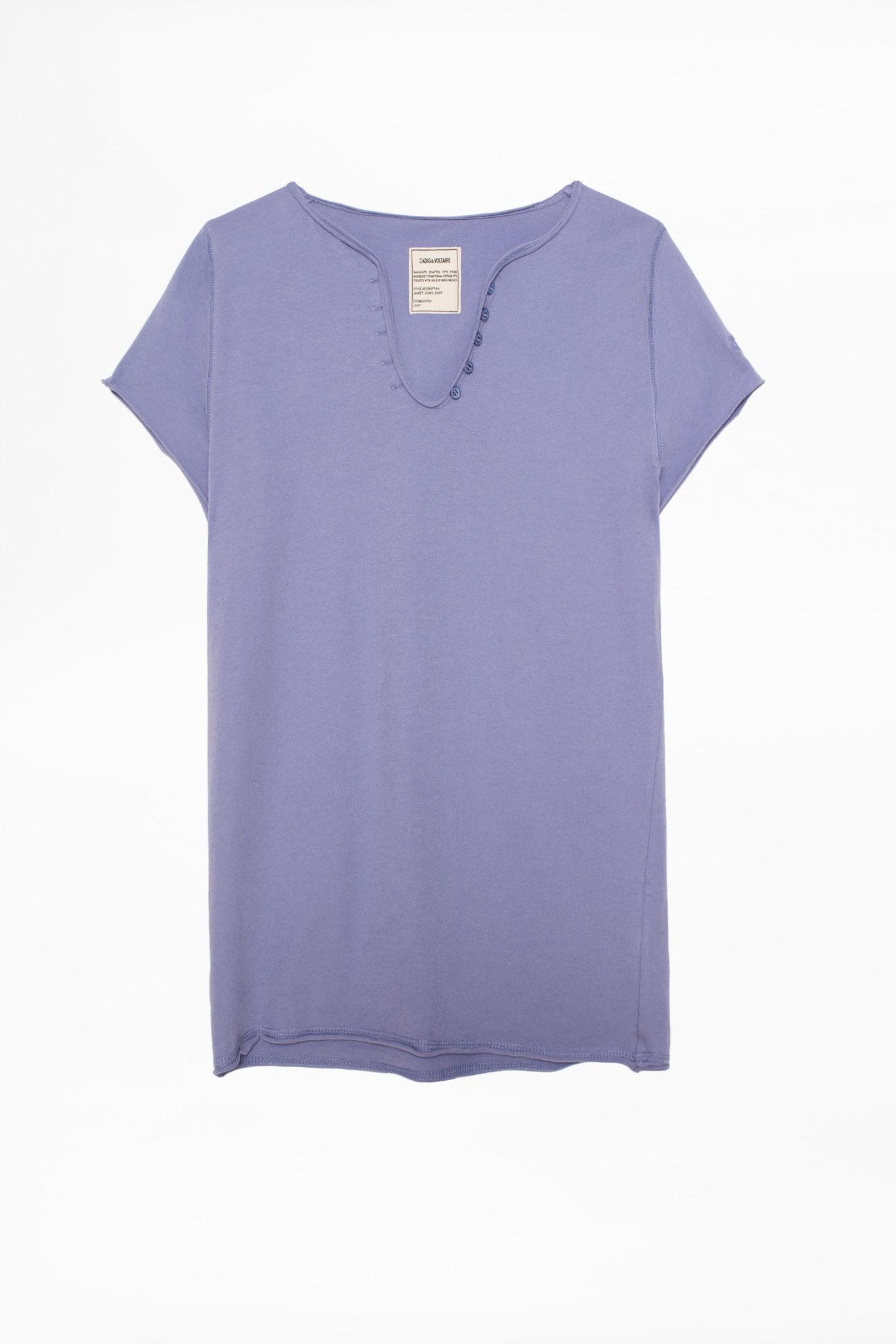 Camiseta Cuello Panadero Tunys Slub Colorama