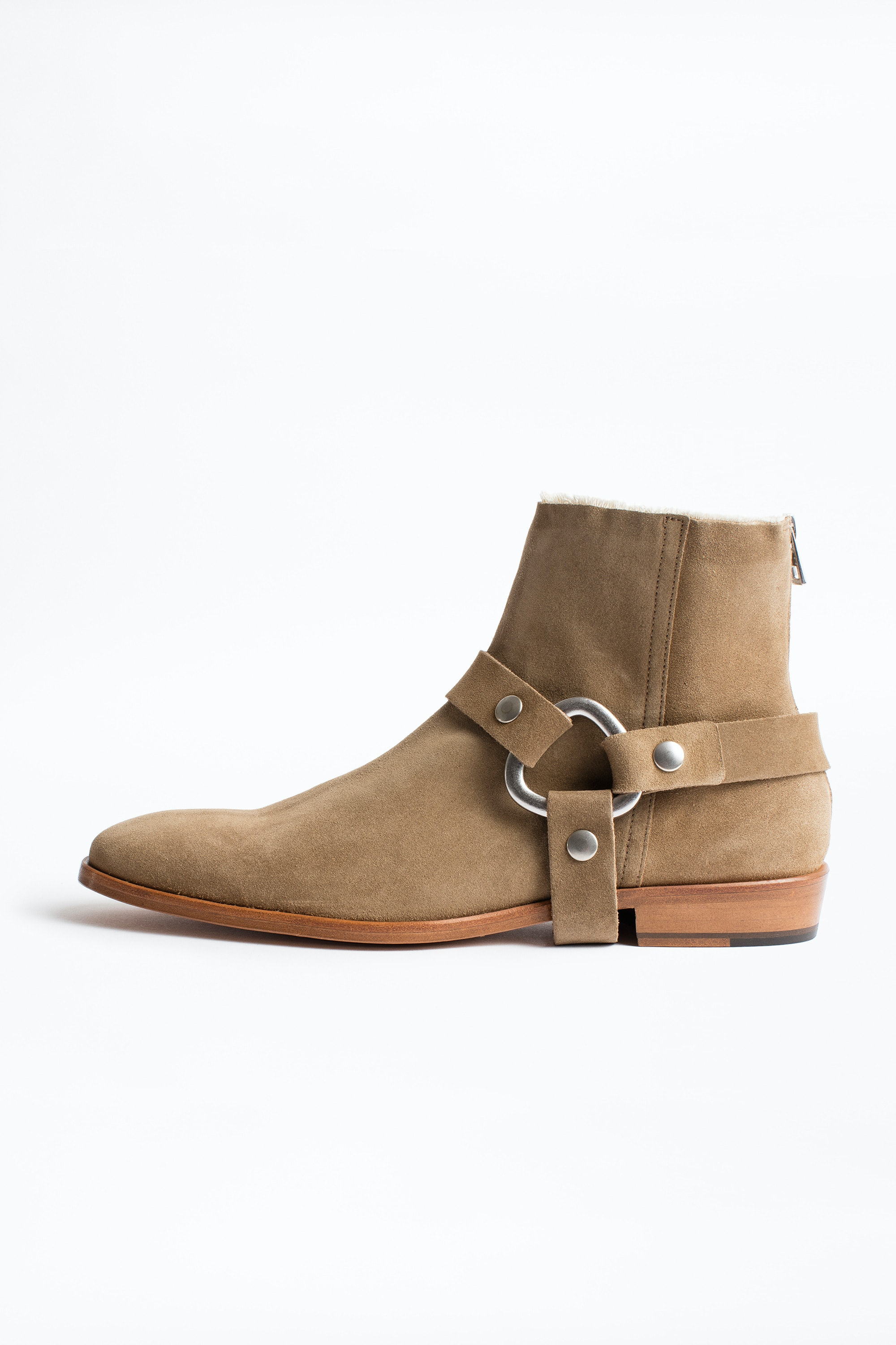 Romare Belt ankle boots