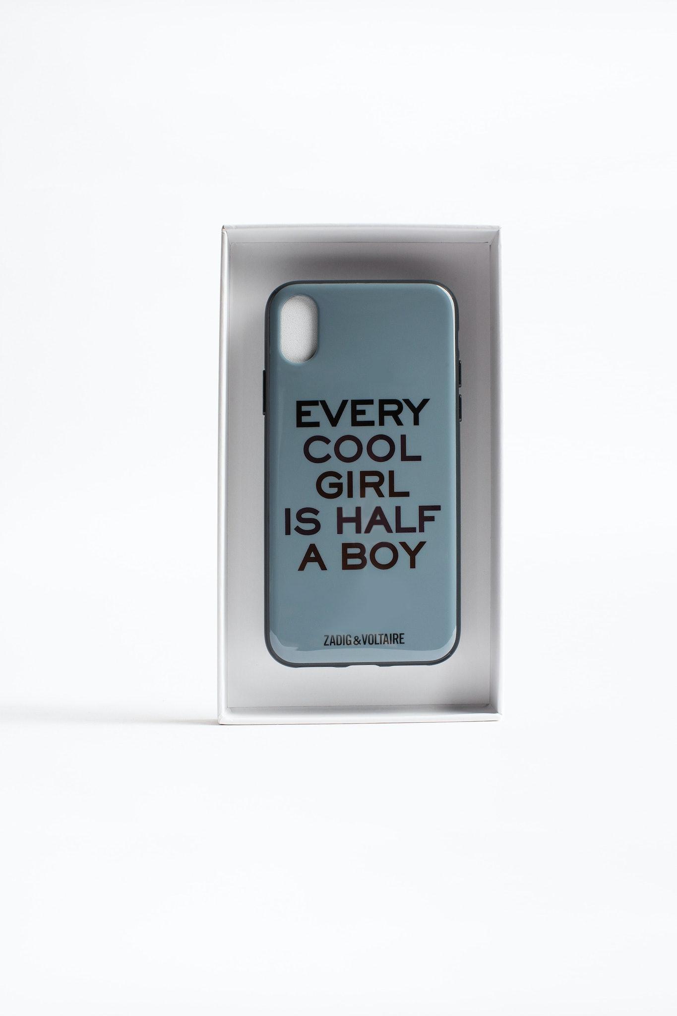 iPhone-Hülle 7/8 Cool Girl