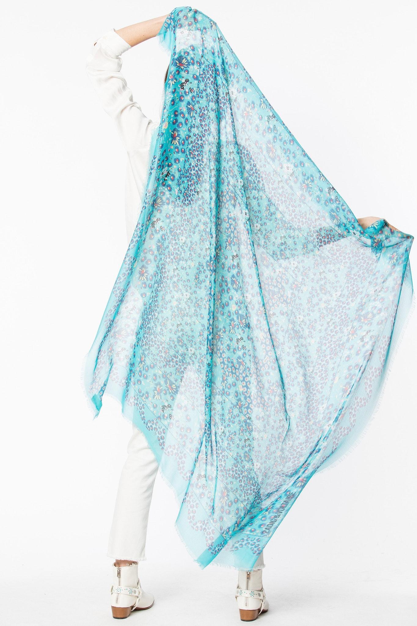 Kerry Garden Butterfly scarf