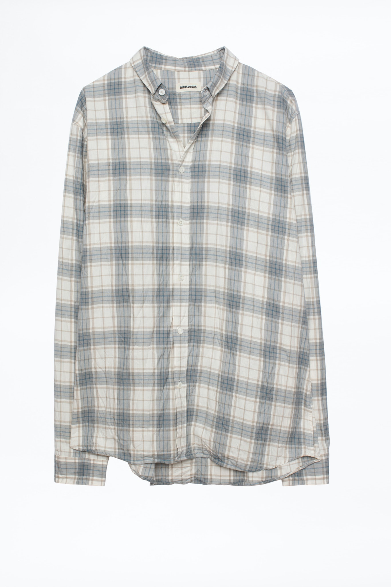 Carreaux Shirt