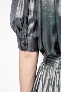 Vestido Retouch Foil