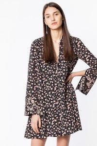 Raiko Print Dress
