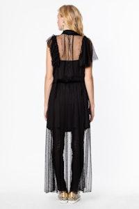 Rulle Mesh dress