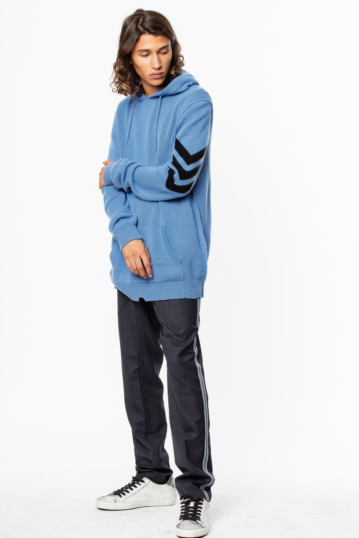 Neon bis sweater