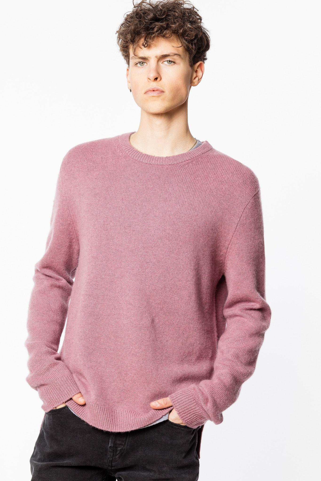 Pullover Liam Cachemire
