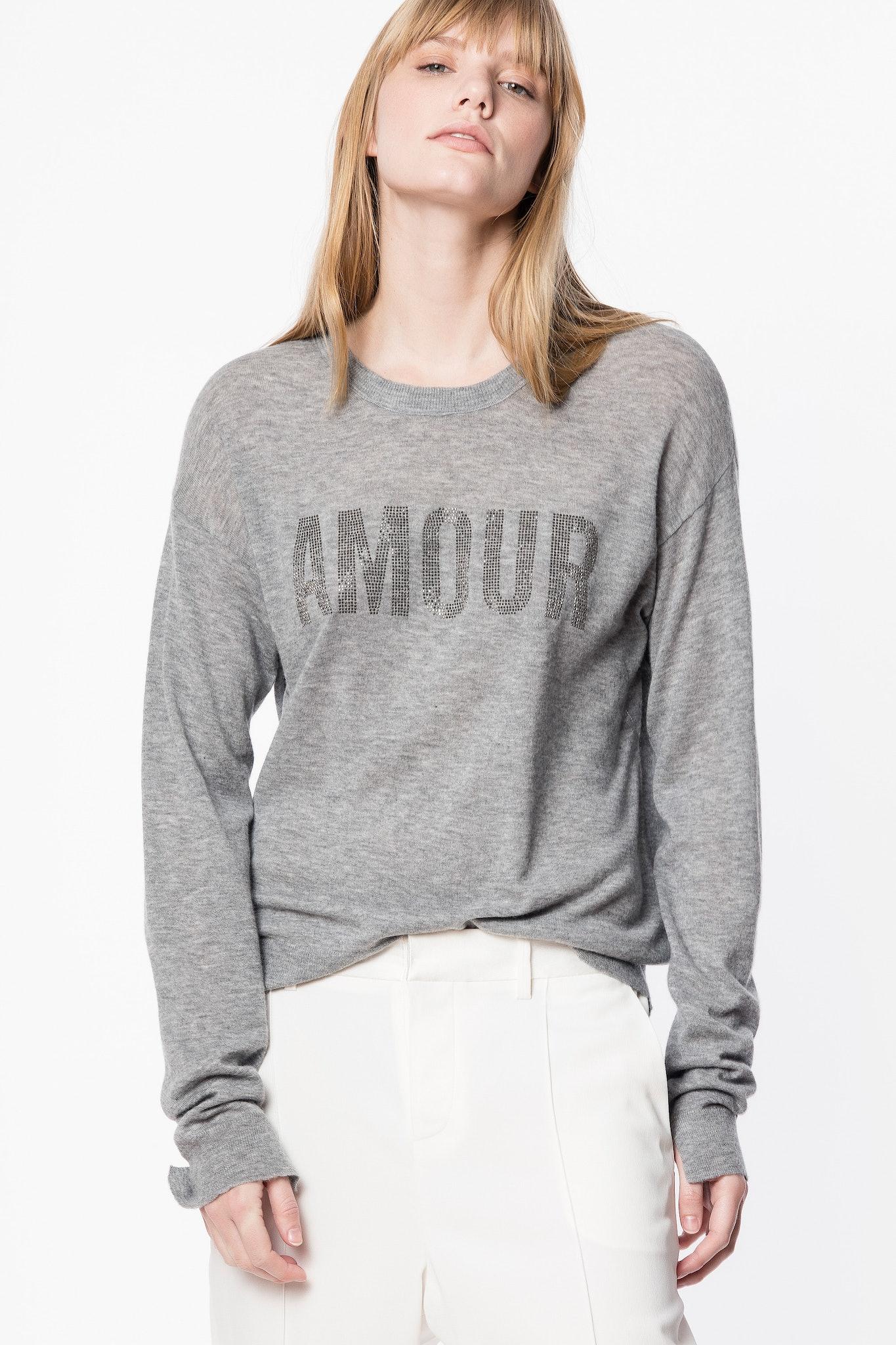 Kansas Saint Valentin sweater