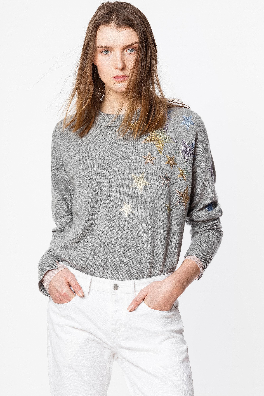 Pull Gaby Star Cachemire