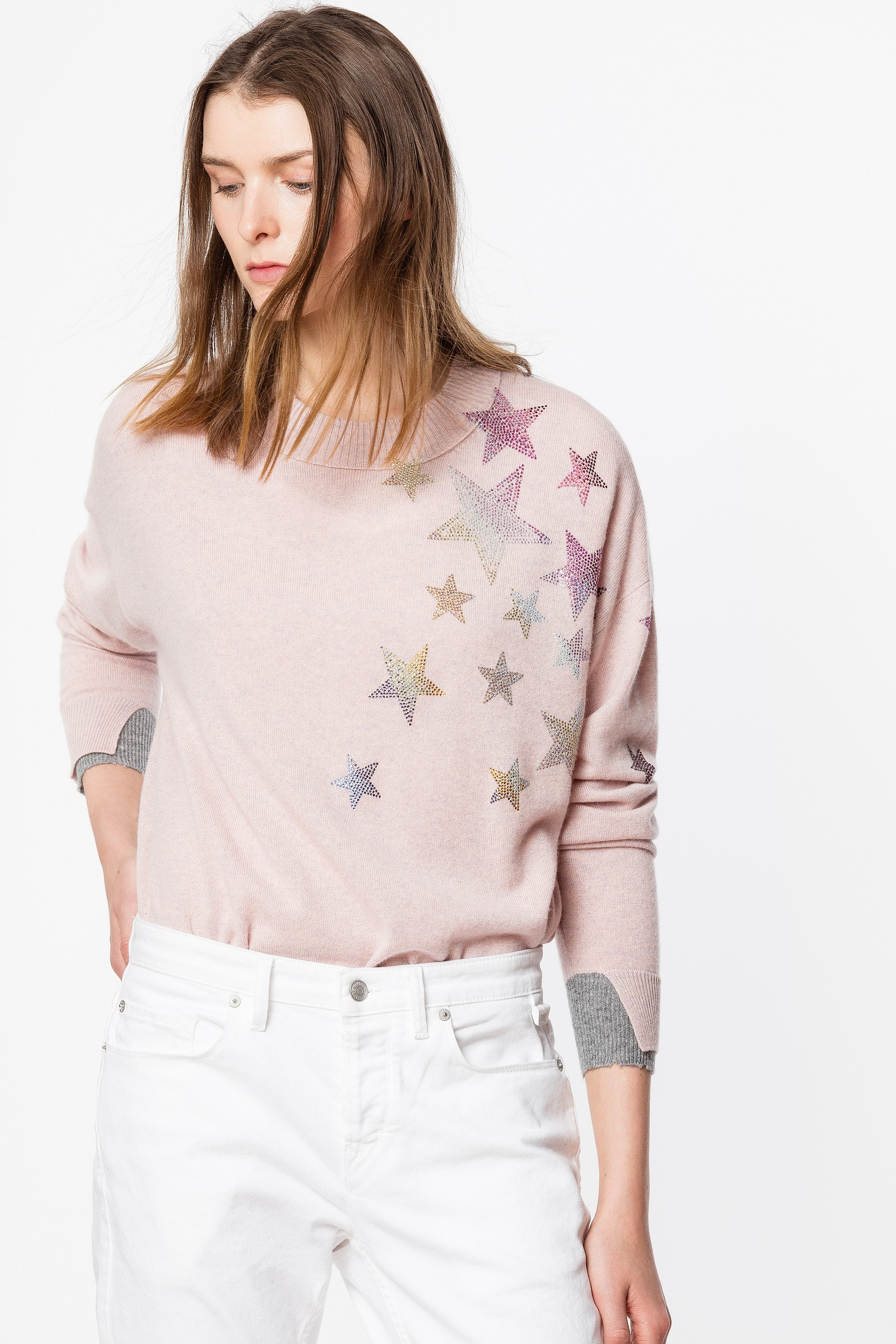 Gaby Star Cachemire sweater