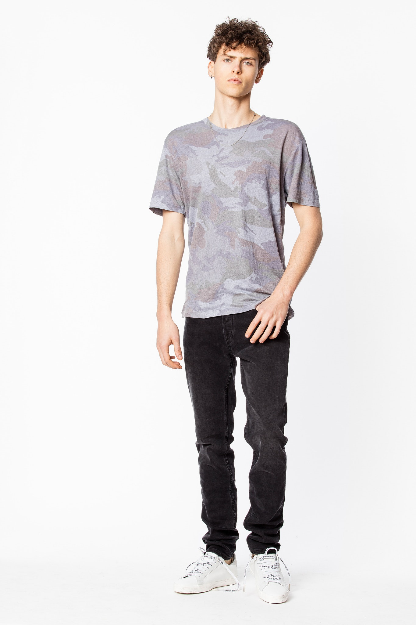 Tommy Lin T-shirt