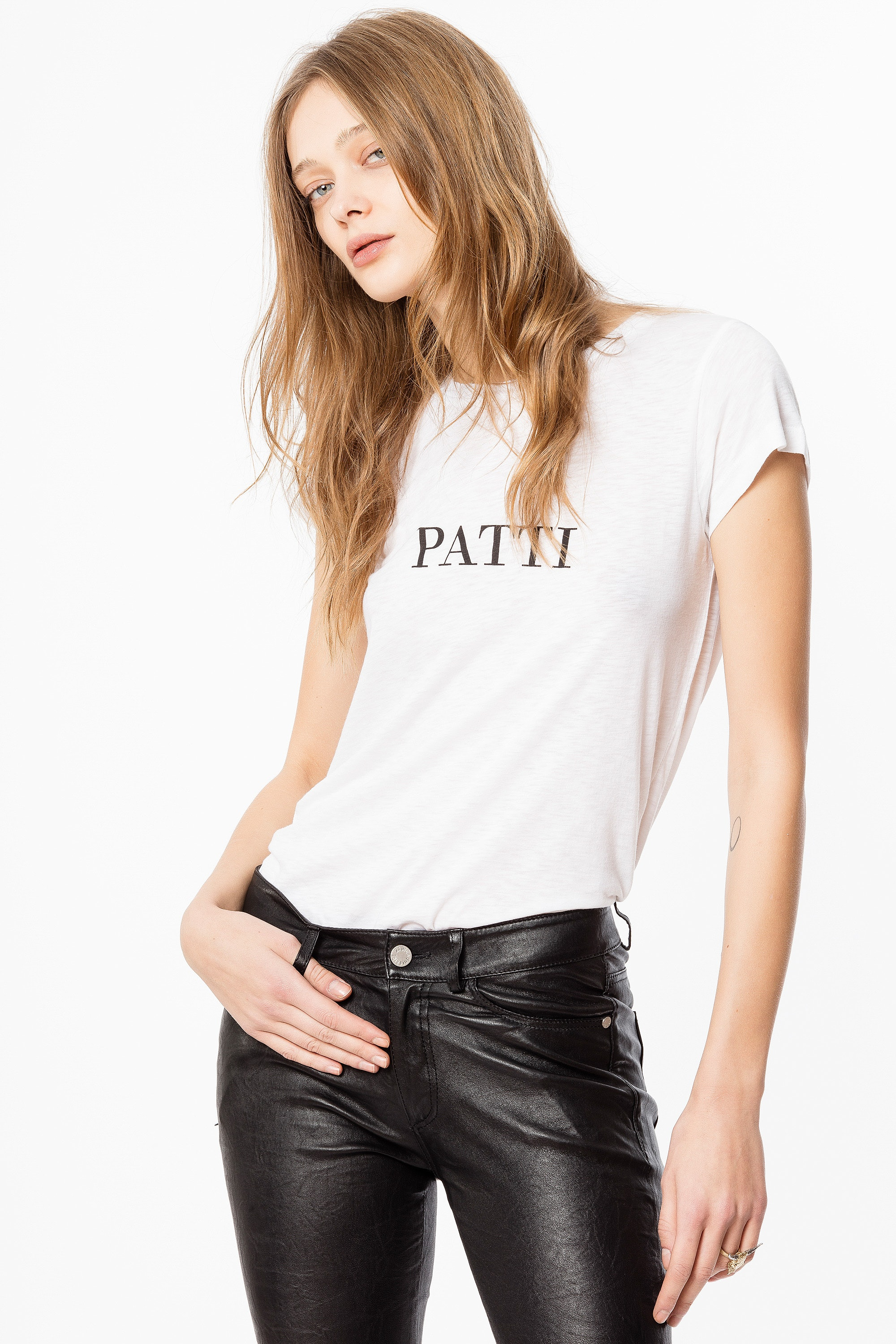 Skinny Patti T-shirt