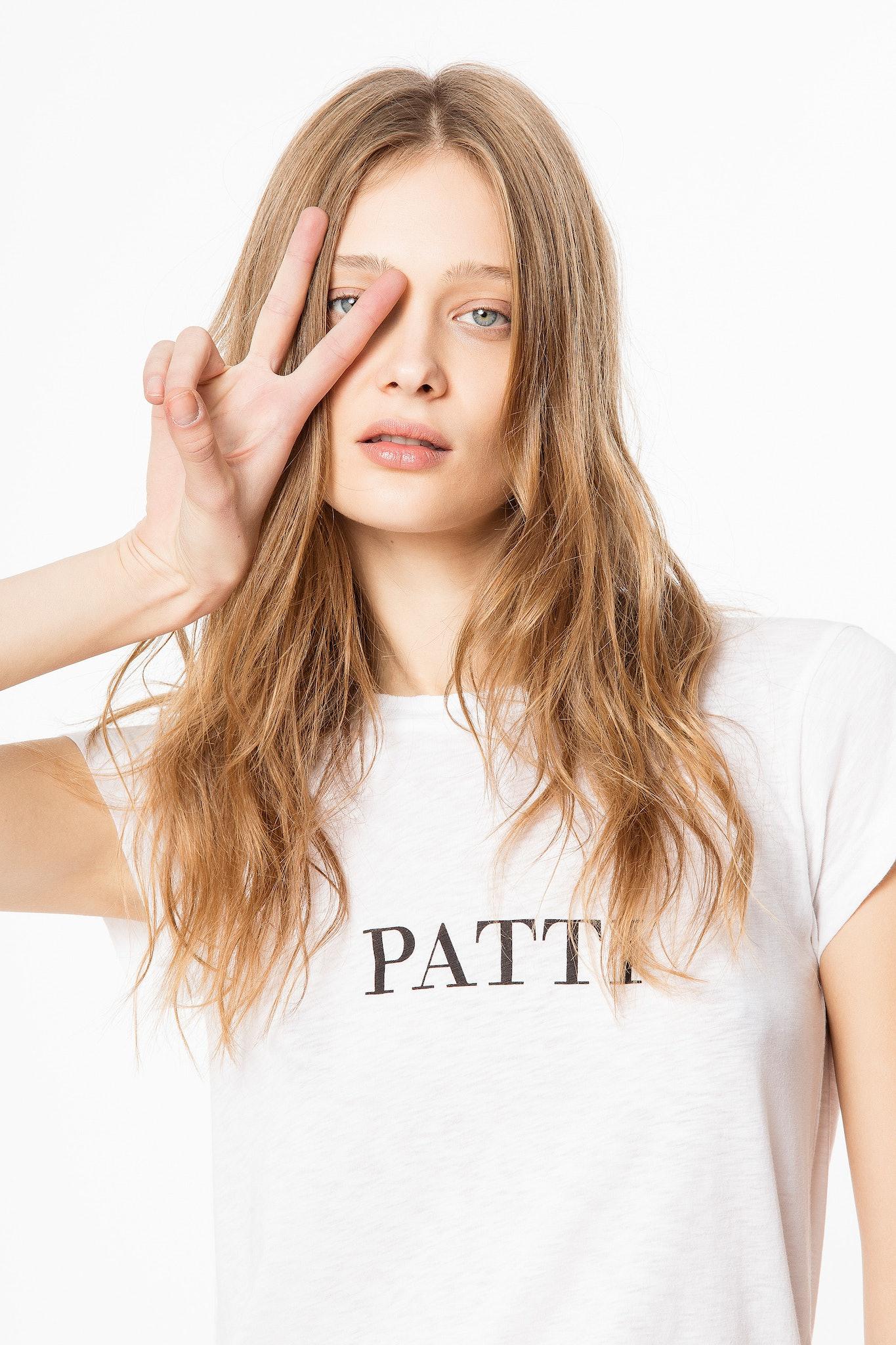 Skinny Patti T-shirt