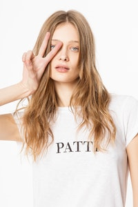 T-shirt Skinny Patti