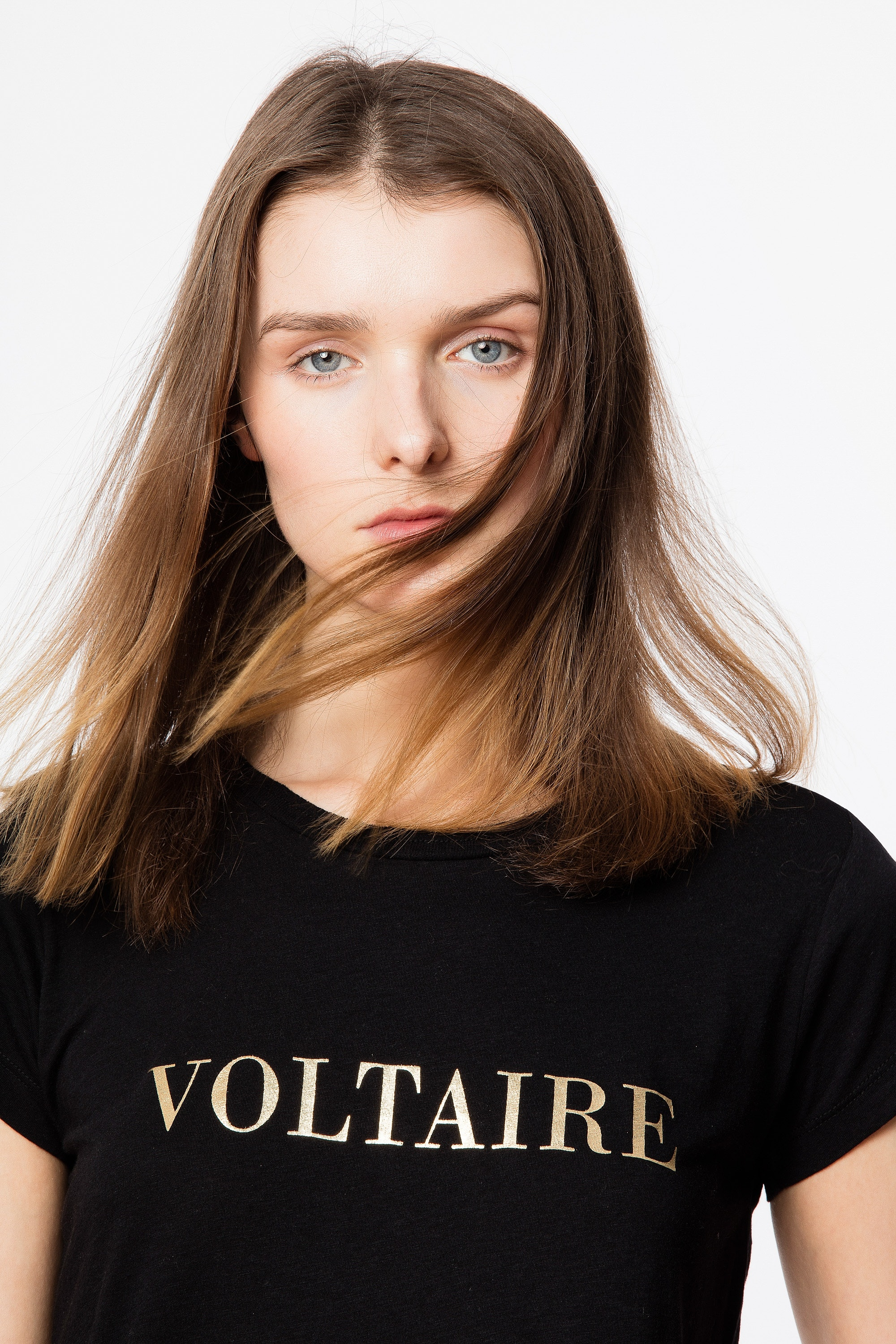 Skinny Voltaire T-shirt