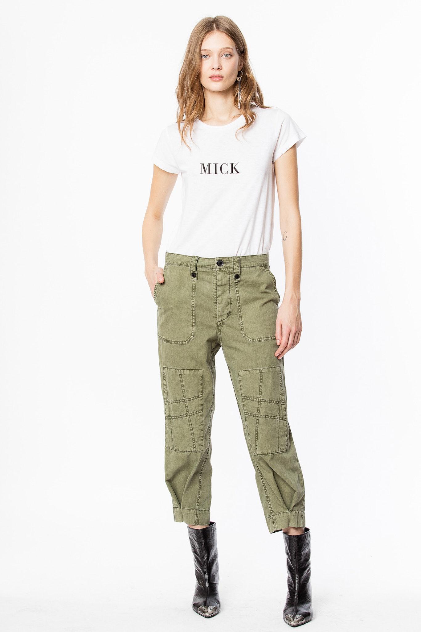 T-Shirt Skinny Mick