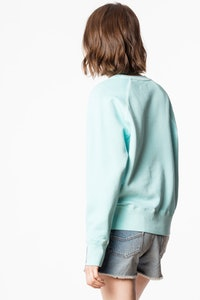 Upper Brode Overdyed Sweatshirt