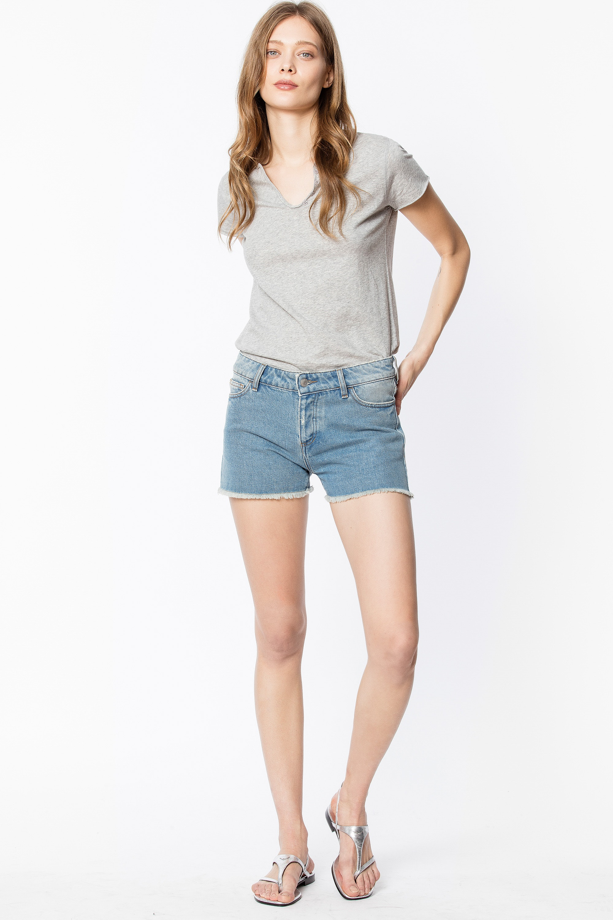 Cool Girl Henley Top