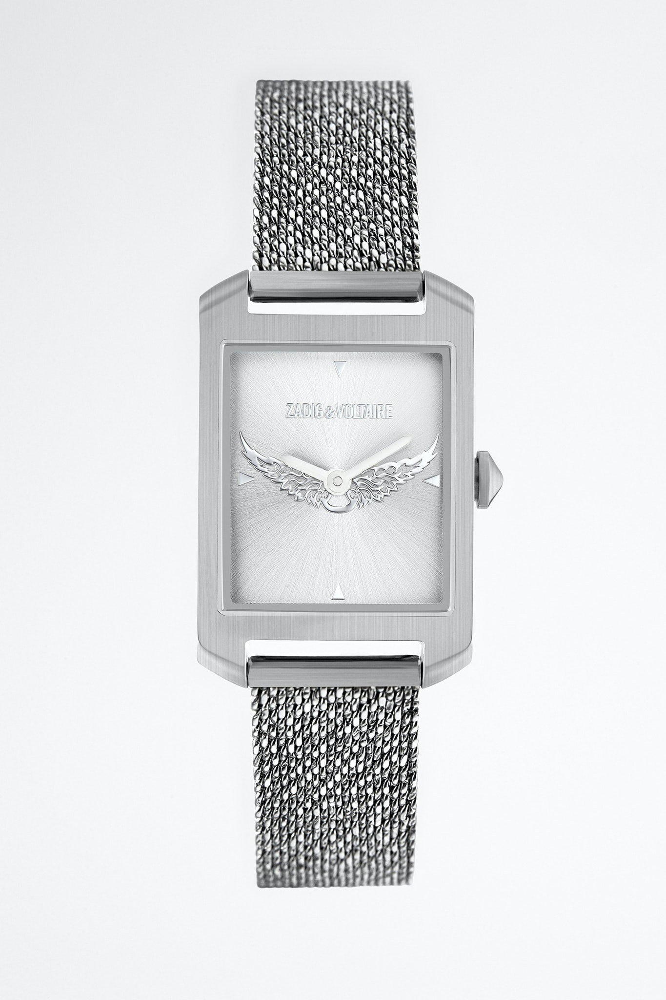 Timeline Metal Ailes Watch