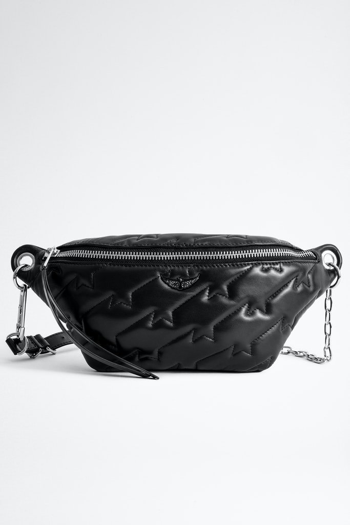 Edie ZV Quilted Belt Bag