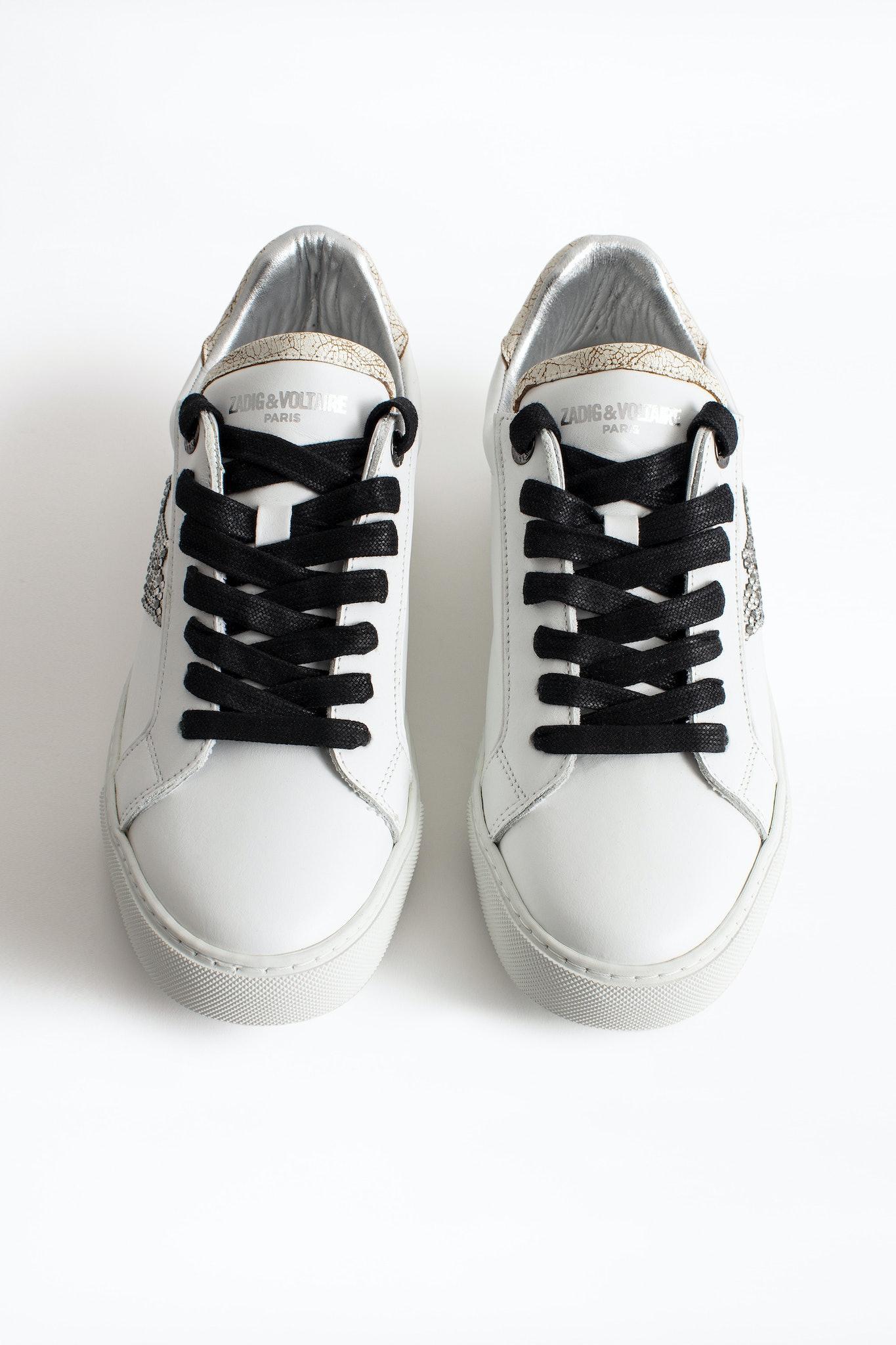 ZV1747 Crystal Flash Sneakers