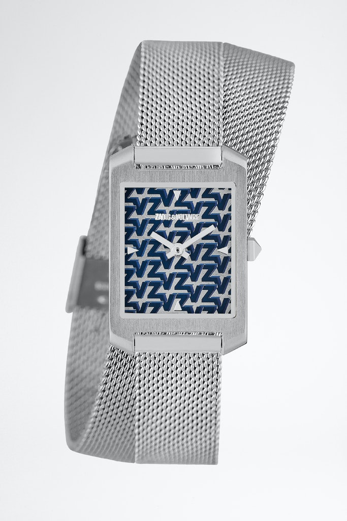 Timeline monogram ZV watch