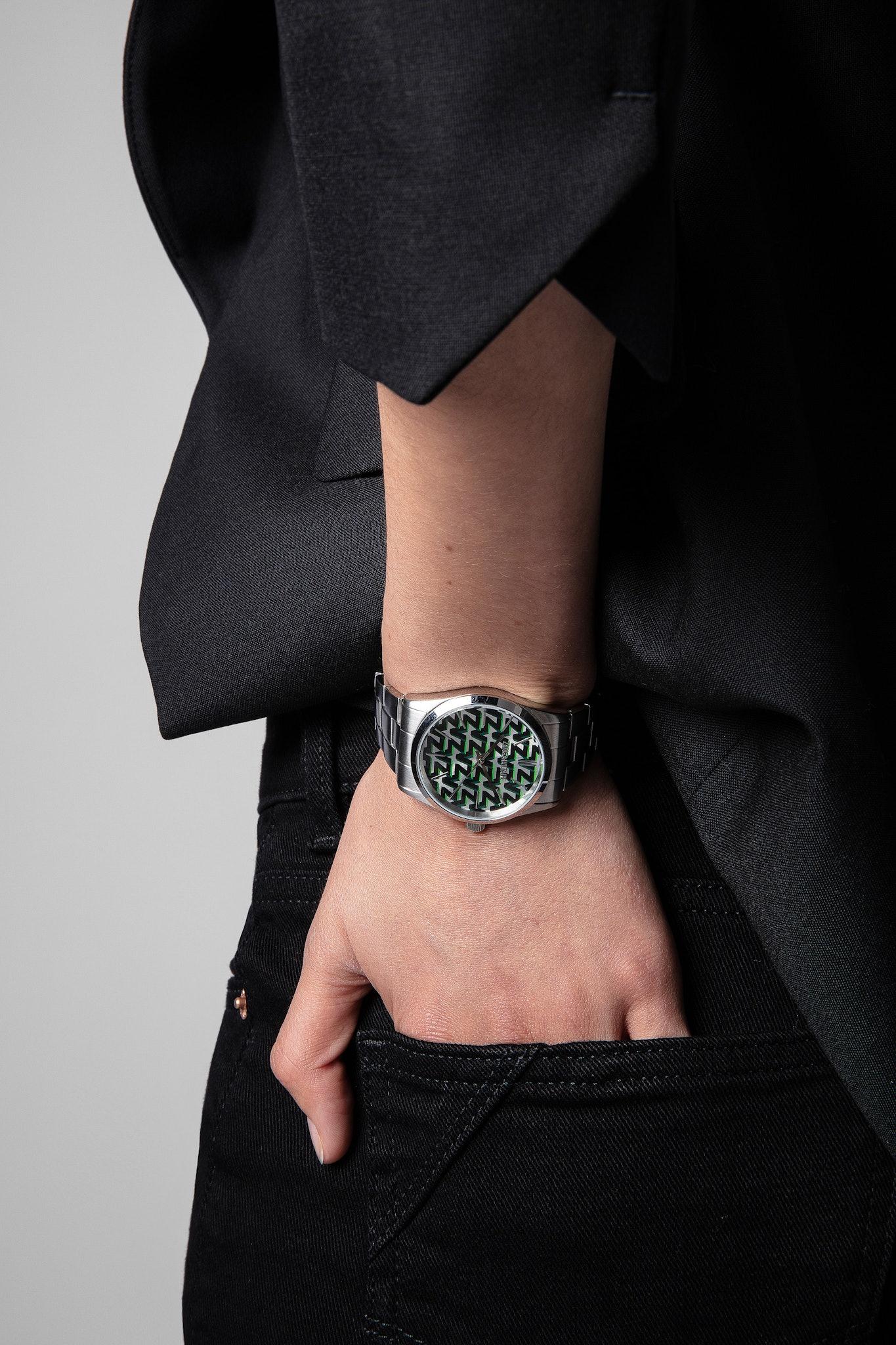 ZV monogram Fusion watch